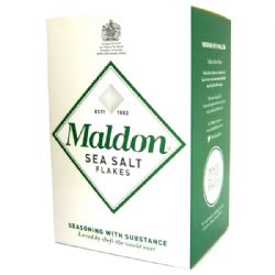 Maldon Sea Salt 250g | Buy Online | Food & Ingredients | UK | Europe